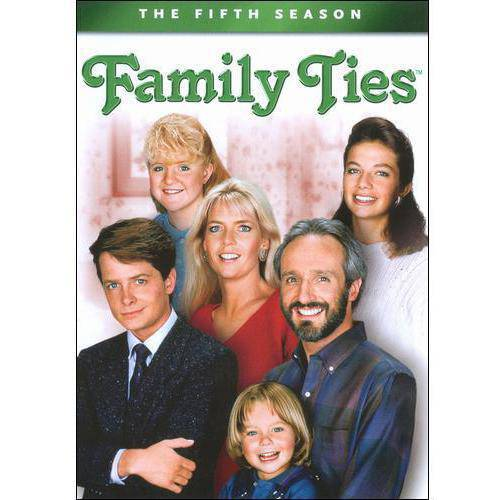 Family Ties: The Fifth Season (Full Frame)