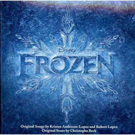 Disney Frozen Soundtrack (CD) - When Does Frozen 2 Come Out