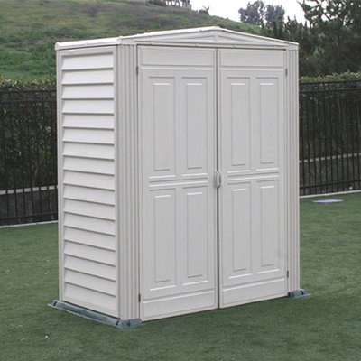 Duramax 5 x 3 ft. YardMate Storage Shed with Floor