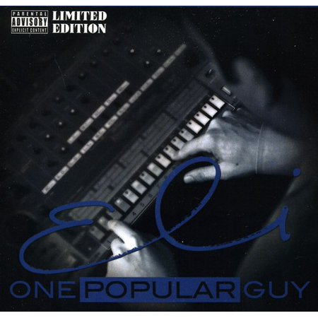 One Popular Guy (CD) (explicit)