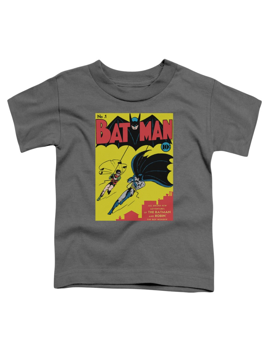 Toddler: Batman- Issue #1 Cover Baby T-Shirt