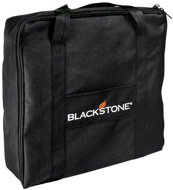 """Blackstone 1720 17"""" Tabletop Griddle Cover & Carry Bag, Black by"""