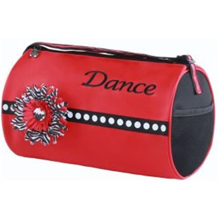 Sassi Designs SCR-02 Scarlet Small Roll Dance Duffel - image 1 of 1