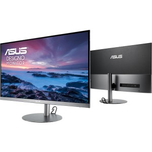 "ASUS Designo 27"" MZ27AQL, WQHD 2560 x 1440, IPS, DP, HDMI, Height Adjustable Eye Care Monitor"