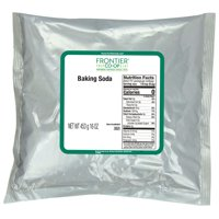 Frontier Co-op Baking Soda Powder bulk 16 oz.