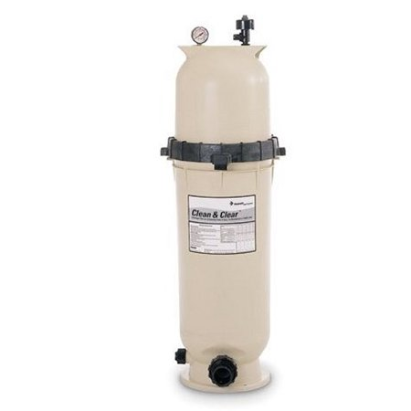 Pentair CC150 Clean and Clear Replacement Pool Cartridge Filter Assembly ()