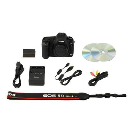 EOS 5D Mark II Digital SLR Camera Body
