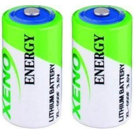 Xeno Energy XL-050F 1/2 AA 3.6V Lithium Batteries X