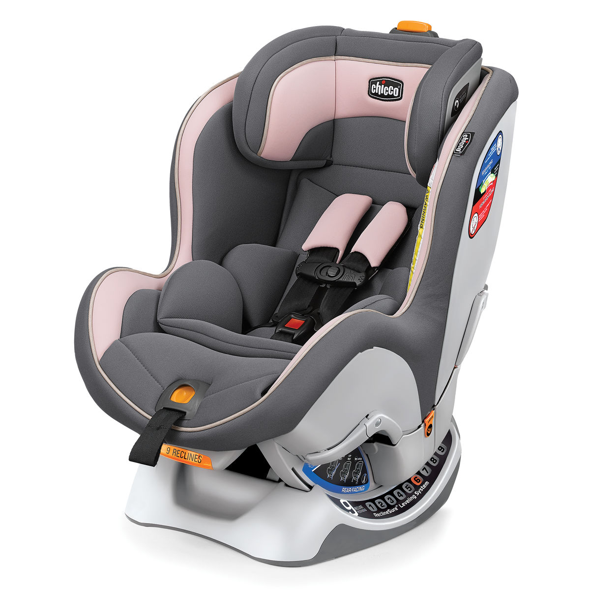 Chicco NextFit Convertible Car Seat - Balletta