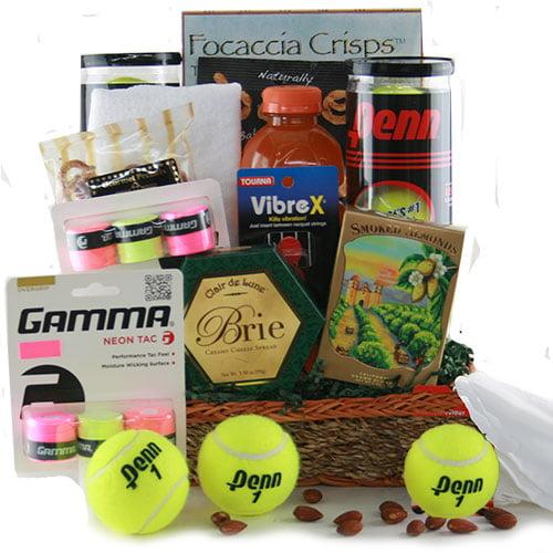 Match Point Tennis Gift Basket