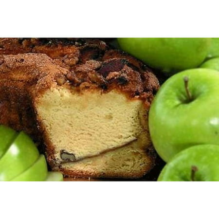 My Grandma's Granny Smith Apple Coffee Cake [] (Granny Smith Walnut Cake)