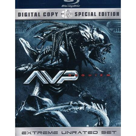 Alien Vs. Predator: Requiem (Blu-ray + Digital Copy)](Notre Lewis Halloween)