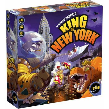 IELLO King of New York Board Game (Halloween Kings Game)