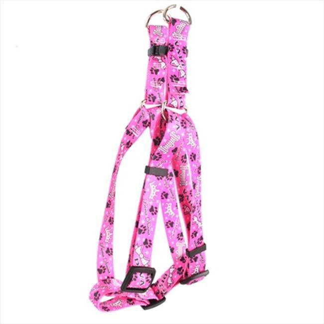 Yellow Dog Design SI-DVD102M Diva Dog Step-In Harness - Medium