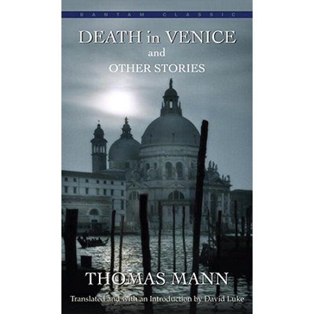 Death In Venice And Other Stories Ebook Walmart