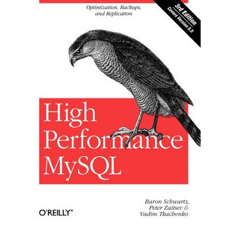 High Performance Mysql Optimization Backups And Replication