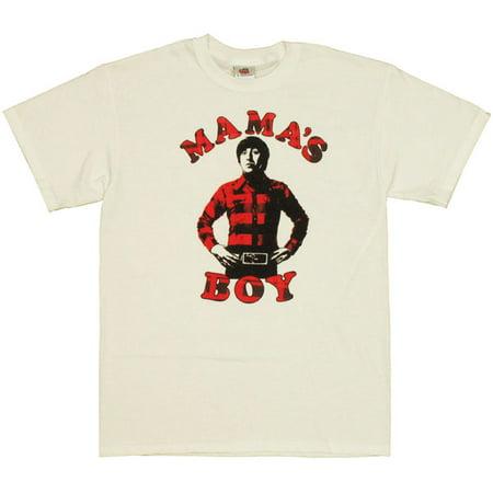 Big Bang Theory Mamas Boy T -