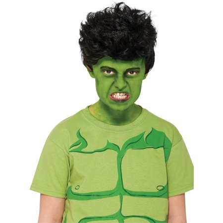 Morris costumes RU53052 Hulk Wig Child](Hulk Hogan Wig)