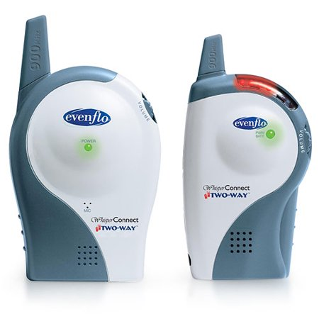 Evenflo Whisper Connect 900MHz Two Way Baby Monitor