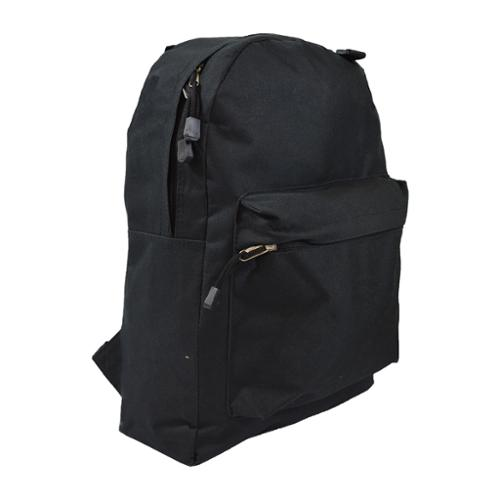 Every Day Carry Tactical Defense School Bag Canvas Backpack Black