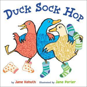 Duck Sock Hop - eBook - Kids Sock Hop