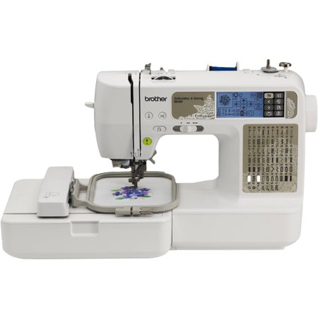Refurbished Brother Sewing And Embroidery Machine RSE40 Walmart Magnificent Brother Embroidery Sewing Machine