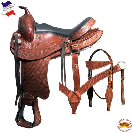 Gaited Endurance Saddle - 17