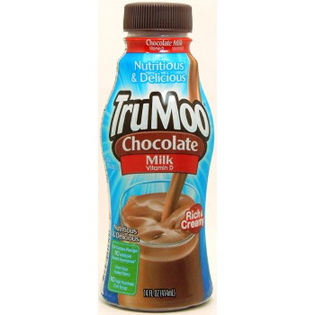 Product Of Trumoo, Whole Milk - Chocolate, Count 1 - Milk/Yogurt/Smoothie / Grab Varieties & Flavors