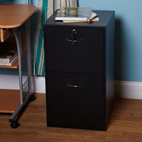 wilson 2-drawer filing cabinet - walmart