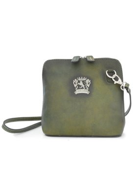 29fe28823a Product Image Pratesi Womens Italian Leather Volterra Bruce Crossbody  Clutchbag in Cow Leather