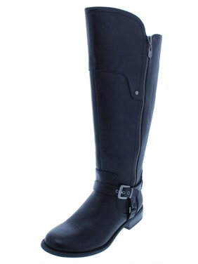014c8635f82c Product Image G by Guess Womens Harson Faux Leather Riding Over-The-Knee  Boots