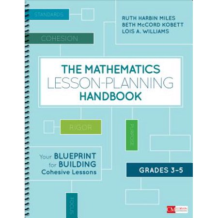 The Mathematics Lesson-Planning Handbook, Grades 3-5 : Your Blueprint for Building Cohesive Lessons](First Grade Halloween Lesson Plans)