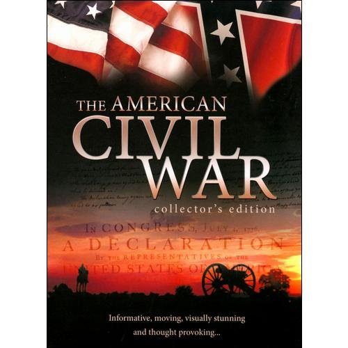 The American Civil War (Collector's Tin) (Full Frame)