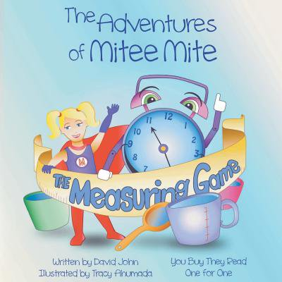 The Adventures of Mitee Mite : The Measuring Game
