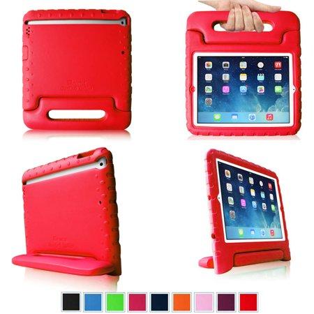 Ipad Mini 3   Ipad Mini 2   Ipad Mini Kiddie Case   Fintie Kids Friendly Cover Light Weight Shock Proof  Red