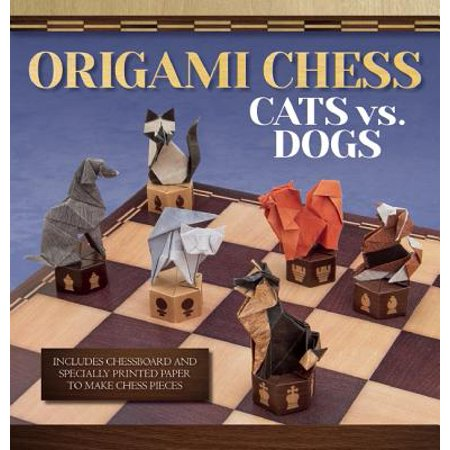 Origami Chess: Cats vs. Dogs - eBook