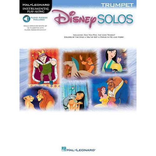 Disney Solos: For Trumpet