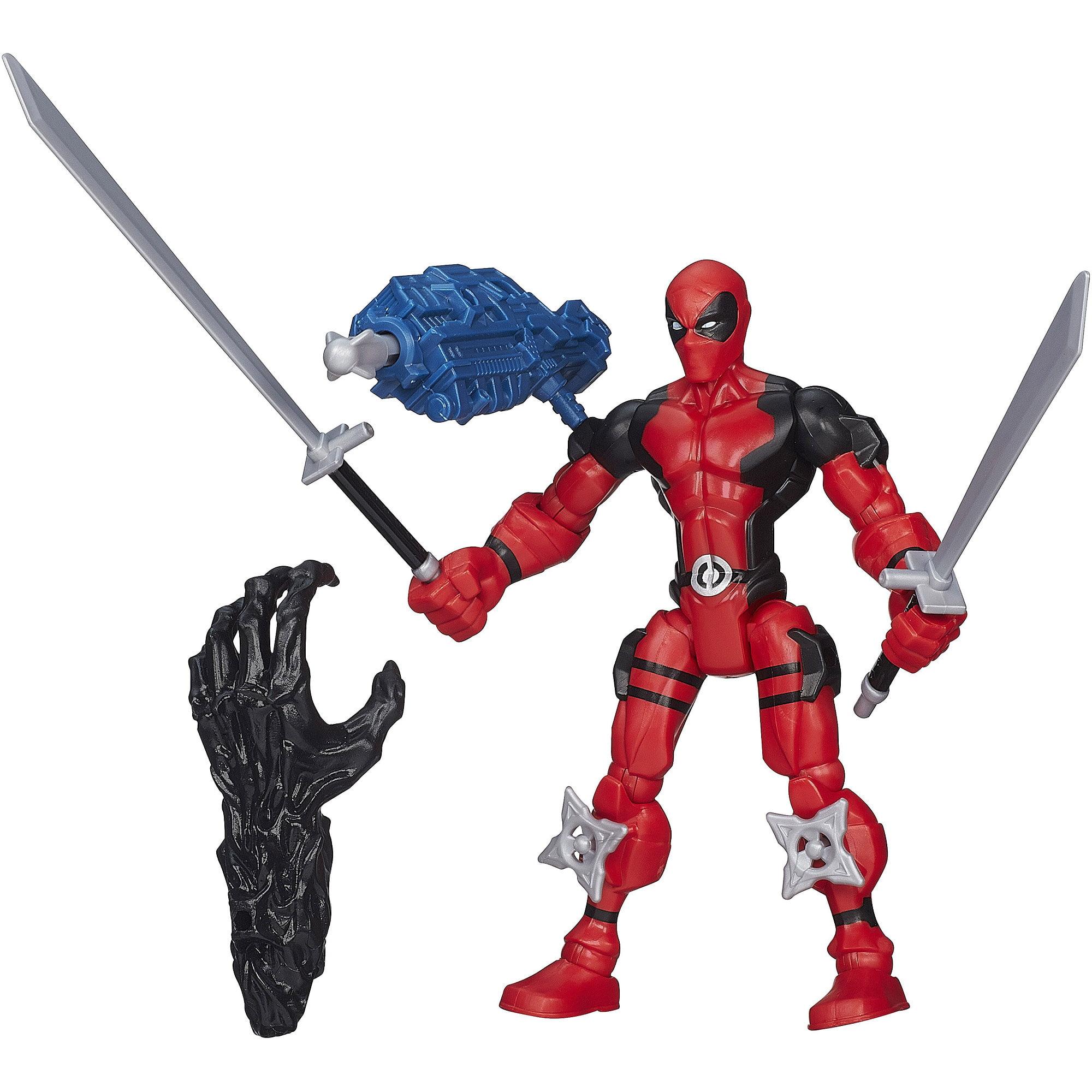 Marvel Super Hero Mashers Deadpool Figure