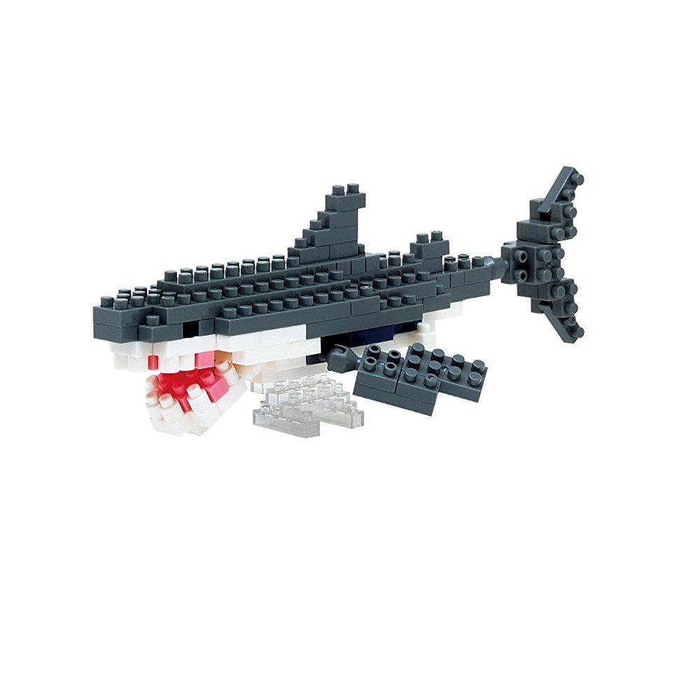 Nanoblock Great White Shark Building Kit by nanoblock