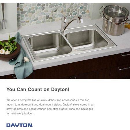 Elkay DSESR12722 Dayton 27