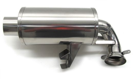 KORONIS Sno-Stuff Rumble Pack Silencer for Snowmobile SKI-DOO MXZ RENEGADE 600 HO E-TEC 2009 by Koronis