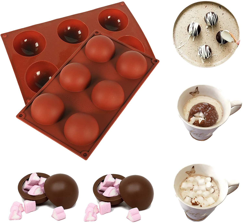 Chocolate bomb mold