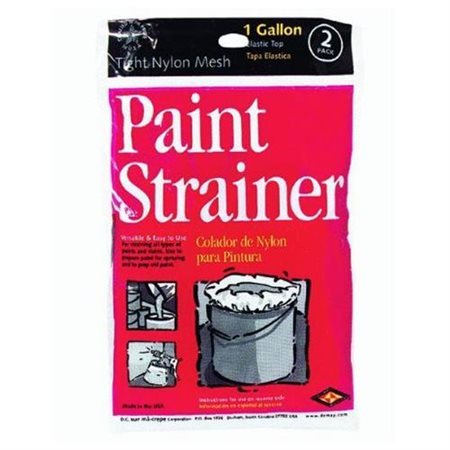 Trimaco #11522 2PK Gallon Paint Strainer