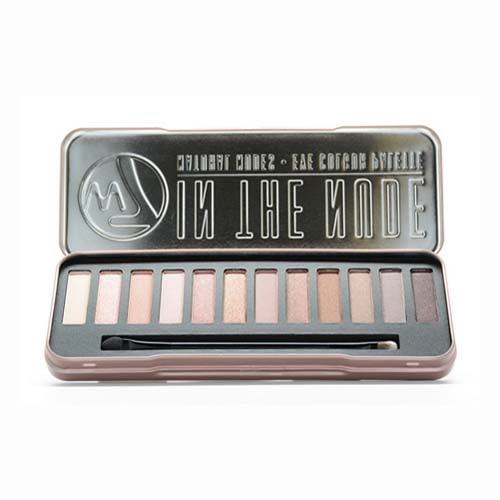 W7 In The Nude 12 Colours Natural Nudes Eyeshadow Palette
