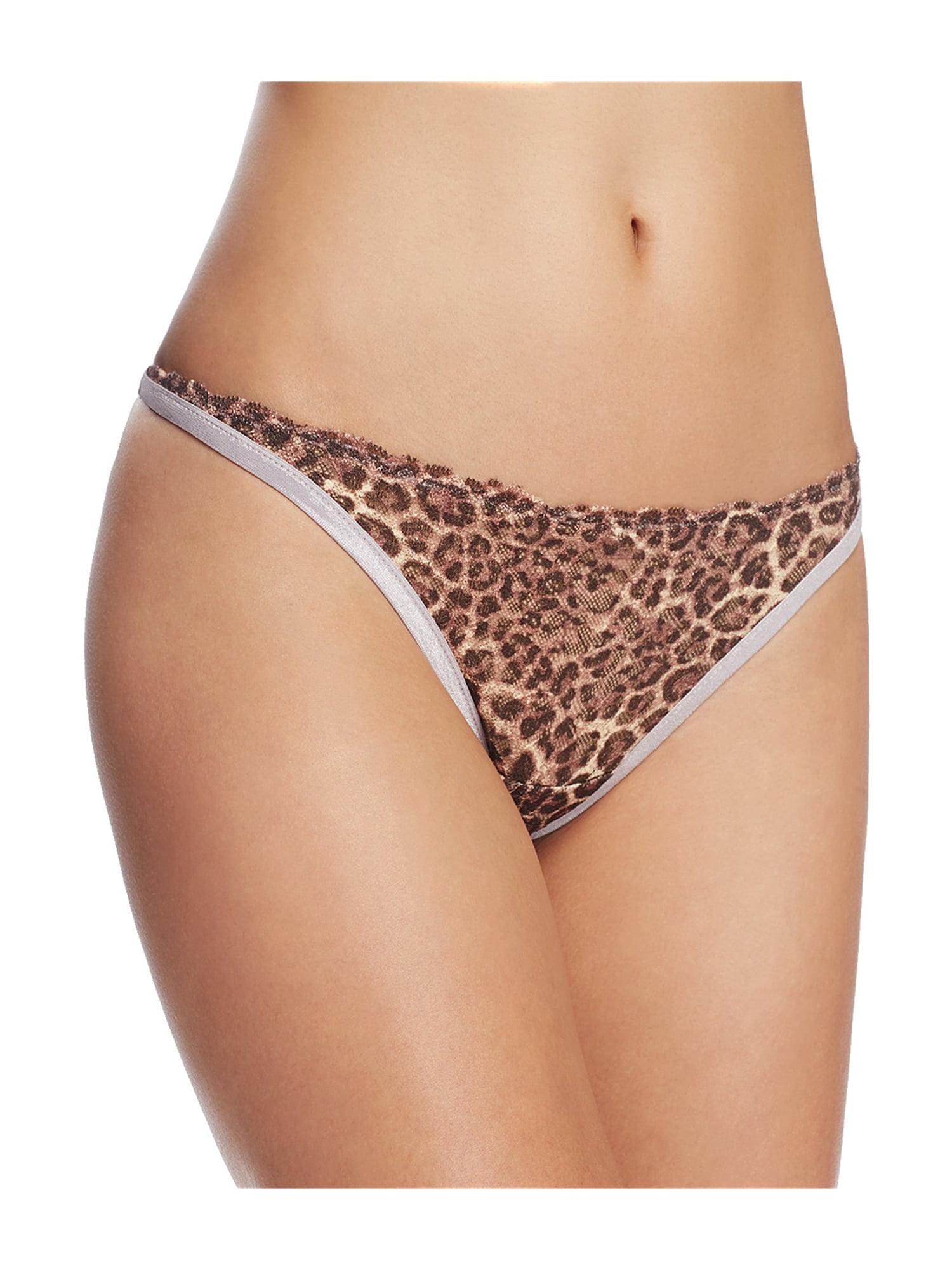 Free People Womens Wild One Bikini Panties