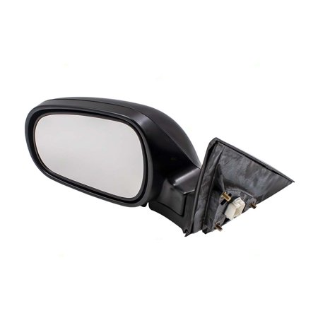 - BROCK Power Side View Mirror w/ Smooth Cover Non Heated Driver Replacement fits 94-01 Acura Integra Coupe 76250ST7A24ZC
