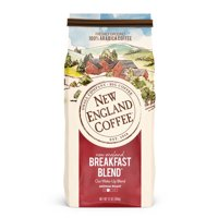 (3 Pack) New England Coffee, Breakfast Blend, 12 Oz.