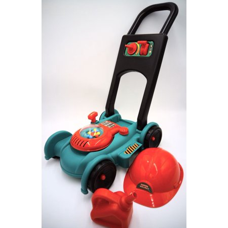 Pretend Lawn Mower With Sounds (Lawn Mower For Kids)