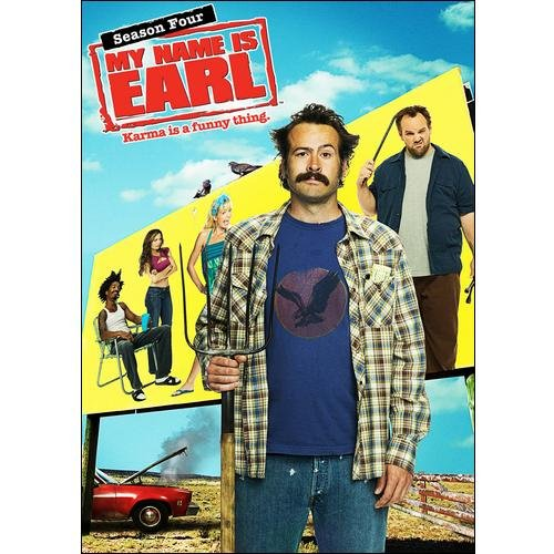 My Name Is Earl: Season 4 (Widescreen)