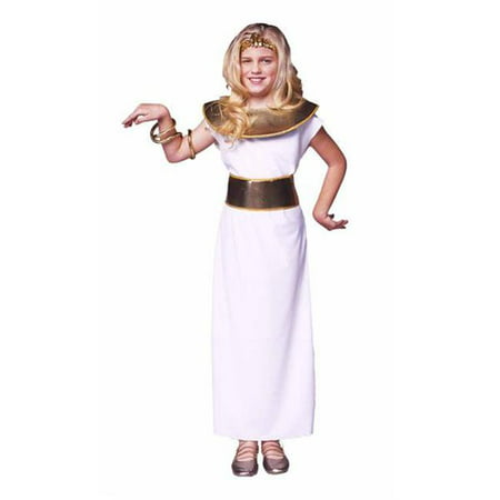 Cleopatra Costume - Size Child-Small - Cleopatra Dress